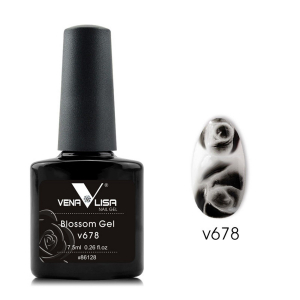 . Venalisa UV és LED Blossom gél 7.5 ml v678