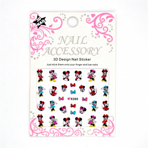 MBSN Minnie Mouse matrica K089