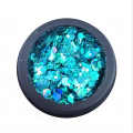 Hologramos super chunky mix Ocean Green