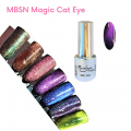 MBSN Magic Cat Eye gél lakkok